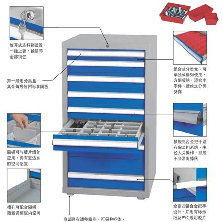 工具柜图示说明